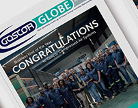 Goscor Globe publication: Issue 1 2018