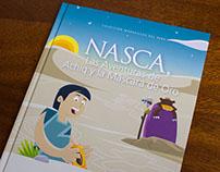 NASCA - Las aventuras de Achiq y la máscara de oro