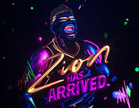 "Bleacher Report: ""Zion Has Arrived"""