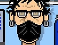 Portrait of the Artist as a Pixel
