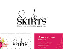 Branding - Sutie Skirts