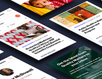 USP :: Blog & Ad Design