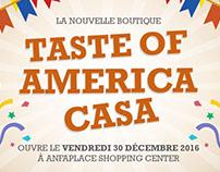 Taste of America - Maroc