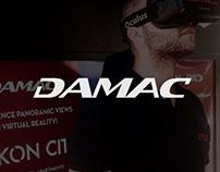 Damac Properties VR experience – Aykon City