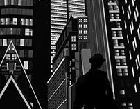 Black & White/ Illustration Series