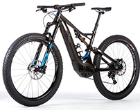 2016 Specialized Levo e-Mountain Bike