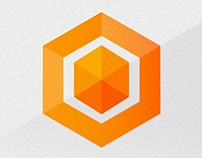Orange Modular Design