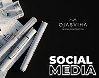 Ojasviha Design & Constructions Social Media Designs