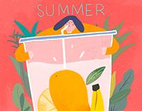 Summer GIF