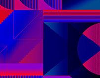 Geometric Posters