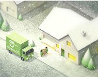 Isometric Christmas - AO.com