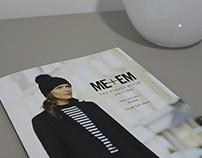 ME+EM Street Style Brochure