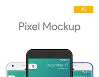 Pixel Mockups [Free]