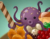 Halo-Haloctopus