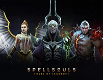 Spellsouls Duel Of Legends