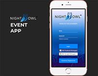 Nightowl Creation of (UX/UI)