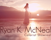 Colorist Showreel 2015 - Ryan McNeal