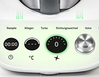 Thermomix TM7 :: Voice :: UX :: Produktidee