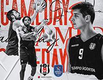 Besiktas Basketball X Anadolu Efes