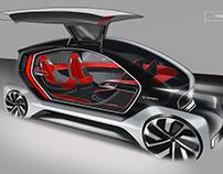 Audi Autonomous Mobility