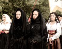 Sardinian Madonnas...