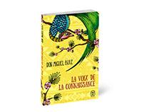Book cover design & illustration