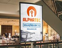 Identidade Visual   Alphatec