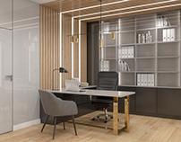 Home office - Interior design