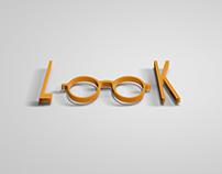 look _ 3d _ logo