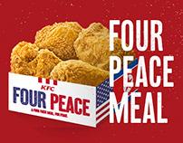KFC Four Peace Meal