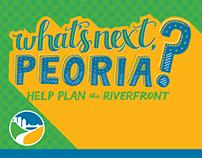 What's Next, Peoria? - Plan Peoria Campaign