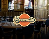 Locomida // Coca-Cola Café