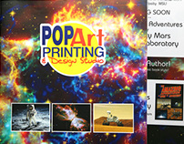 Pop Art Print & Design Catalog