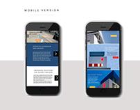 Fshape Website Design