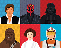 Star wars Minimal