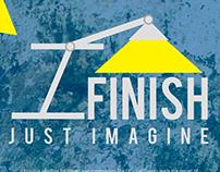 I Finish Logo