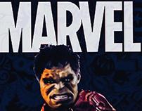 Digital Painting - Marvel India