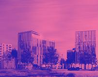 Housing + hotel / Port fluvial, Lille