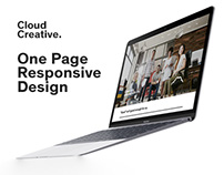 Cloud Creative Concept