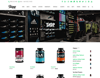 Products Archive - Fitness WordPress Theme
