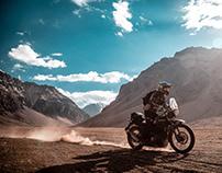 Royal Enfield Himalayan Odyssey 2018