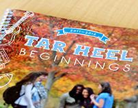 Tar Heel Beginnings 2011