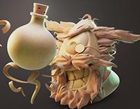 Alchemist Sculpt