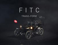 """FITC brand Cuts - """"TRANS"""""""