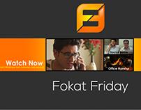 Fokat Friday Youtube Banner