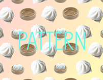 My Favourite Food Pattern