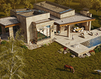Modern farmhose