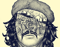 "Ernesto ""Che"" Guevara / Illustration"