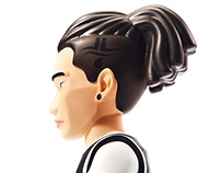 Art Toy- Jeremy Lin Official Collaboration