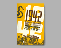 Book design – 1942: Brazil and its almost unknown war